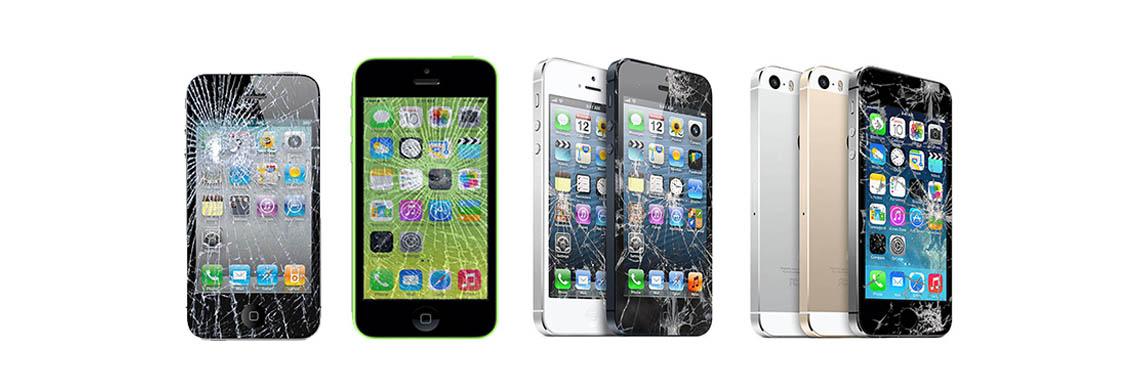 iPhone Scherm Herstellingen