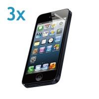 3x iPhone 5 Screenprotector