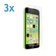 3x iPhone 5c Screenprotector