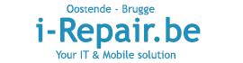 iRepair Oostende - Brugge - Gent - Brussel